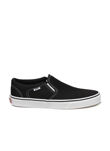 Vans Erkek Ayakkabı Mn Asher Vn000Seq1871 Siyah
